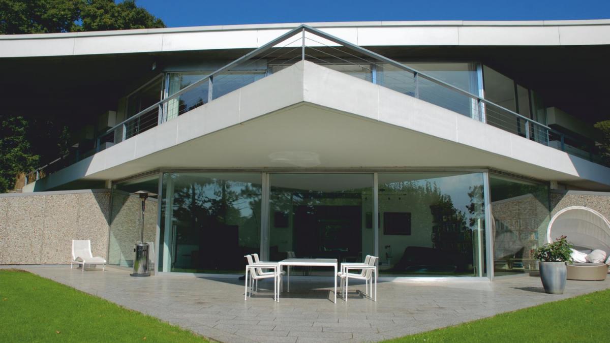 Haus C Peter Neufert Frontsicht