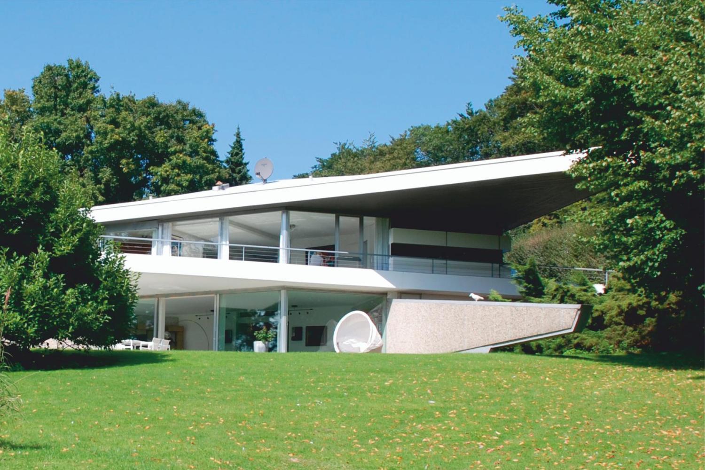 Haus C Ansicht Rückseite