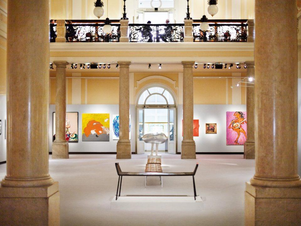 Franz-Joseph-Saal, Schaustellung Contemporary Art © G. Wasserbauer